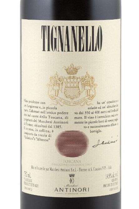 Antinori - Tignanello