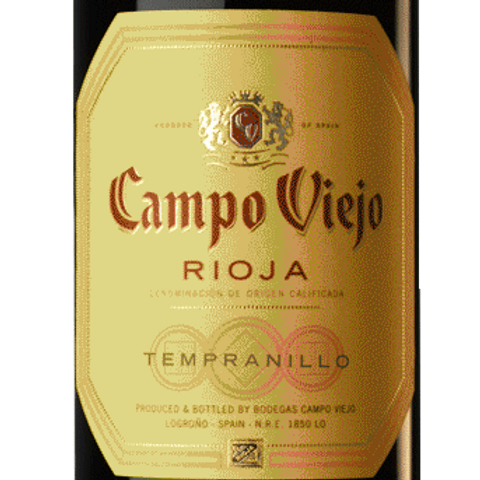 Campo Viejo, Rioja - Tempranillo