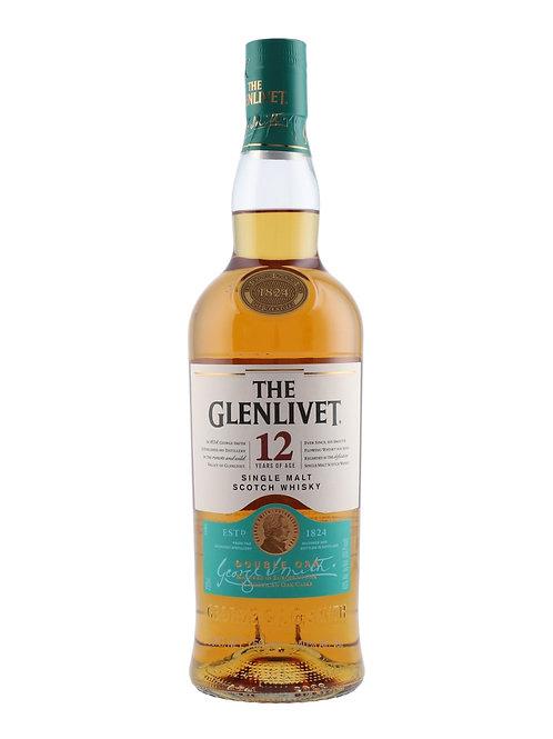 Glenlivet 12yr - 750ml