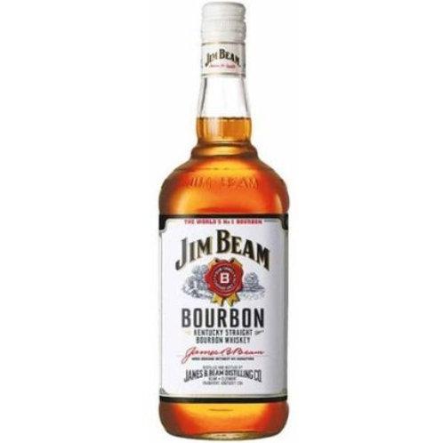 Jim Beam, 4yr White Label - 1L