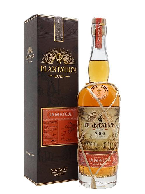 Plantation 2005 Vintage Rum 750ml