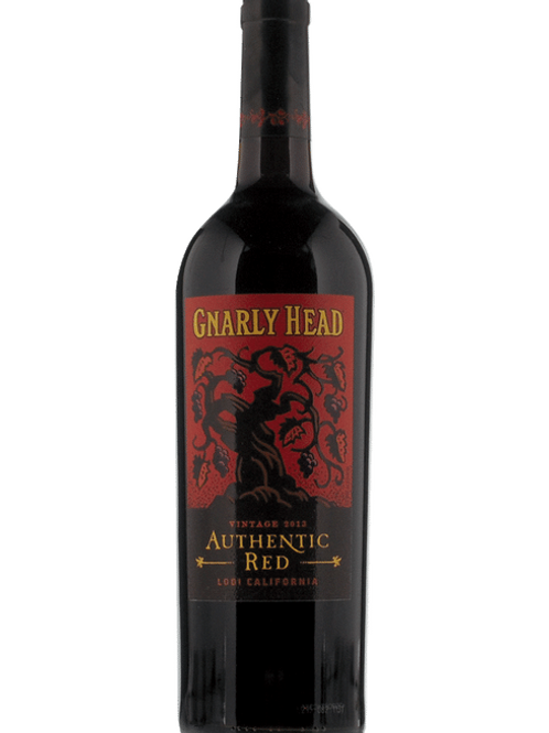 Gnarly Head - Authentic Red