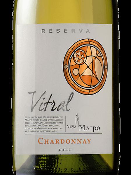 Vina Maipo - Vitral Chardonnay Reserva