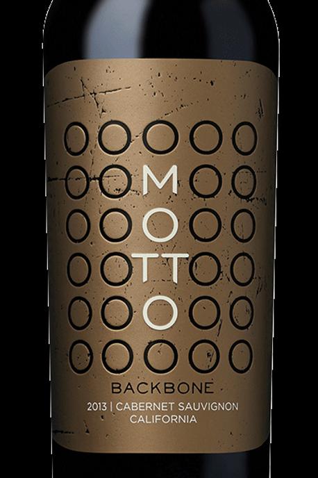 Motto - Backbone Cabernet Sauvignon