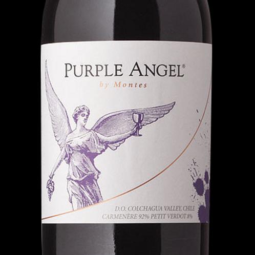 "Montes, ""Purple Angel"""