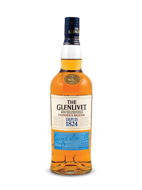 Glenlivit, Founders Reserve 750ml