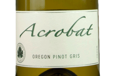 "King Estate, ""Acrobat"" - Pinot Gris"