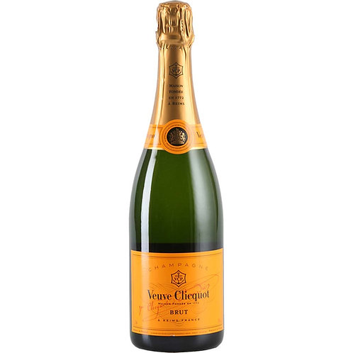 Veuve Clicquot - Brut Yellow Label (Non- vintage)