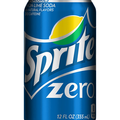 Sprite Zero - 355ml (case)