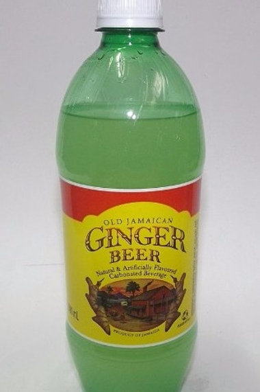 Ginger Beer (non-alcoholic) (case)