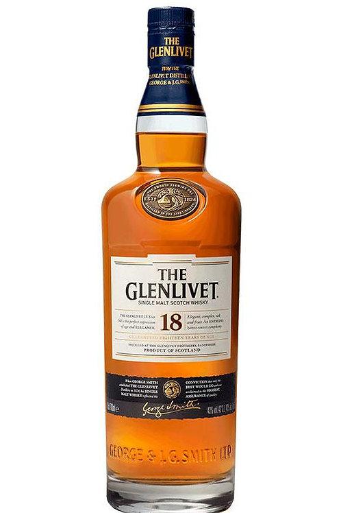 Glenlivet 18 yr. - 750ml