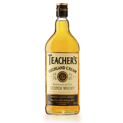 Teacher's Highland Cream - 1L