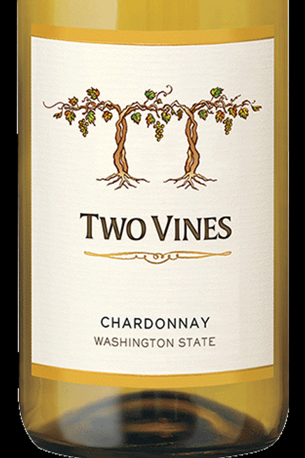 Columbia Crest, Two Vines, Unoaked Chardonnay