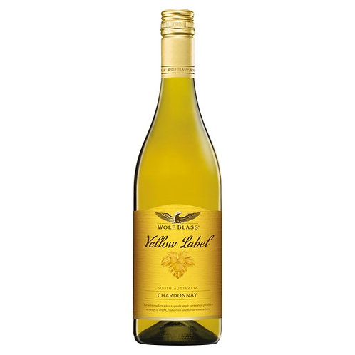 Wolf Blass, Yellow Label - Chardonnay