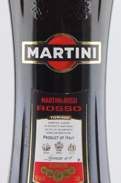 Vermouth, Martini & Rossi Rosso (Sweet)