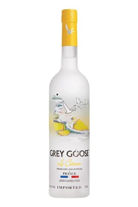 Grey Goose - Le Citron 750ml