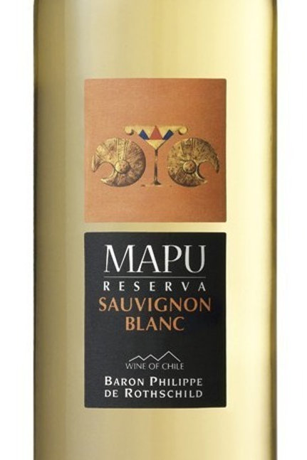 Mapu, Reserva - Sauvignon Blanc