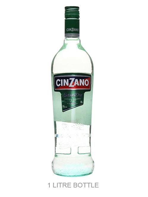 Cinzano, Vermouth - Extra Dry 1L