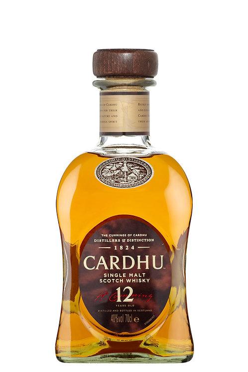 Cardhu 12yr - 700ml
