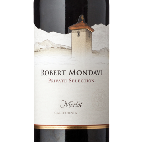Robert Mondavi, Private Selection - Merlot
