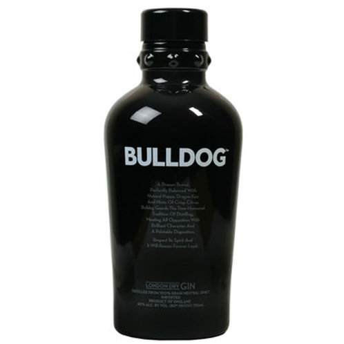 Bull Dog London Dry Gin - 1L