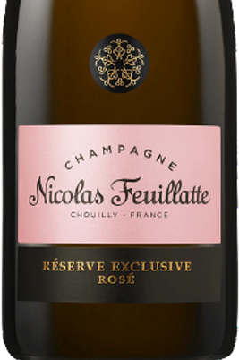 Nicolas Feuilatte - Reserve Exclusive Rose
