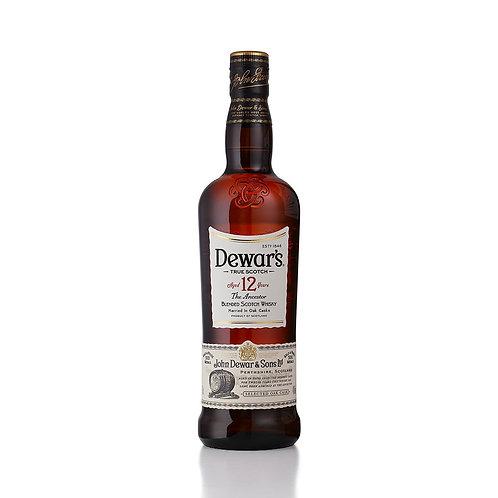 Dewars 12, Special Reserve - 750ml