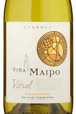 Vina Maipo, Maipo Valley - Reserve Chardonnay