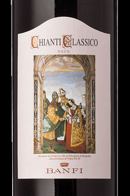 Banfi Vinyards - Chianti Classico DOCG