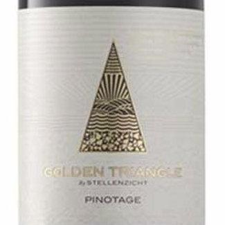 Golden Triangle, Stellenzicht - Pinotage