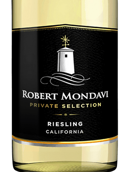 Mondavi, Private Selection, Riesling