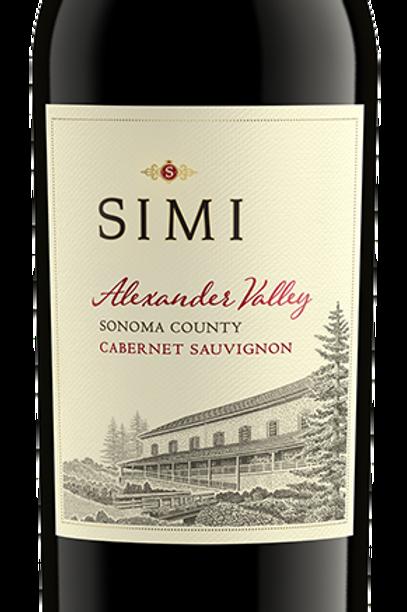 SIMI, Alexander Valley - Cabernet Sauvignon