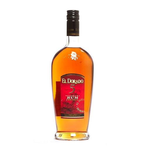 El Dorado - 5yr Rum