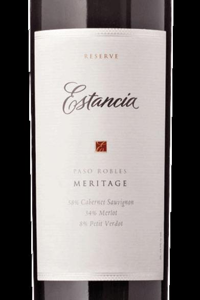 Estancia, Central Coast - Meritage (Red Blend)