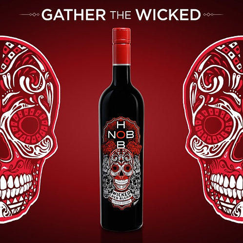 Hob Nob, Wicked Red Blend