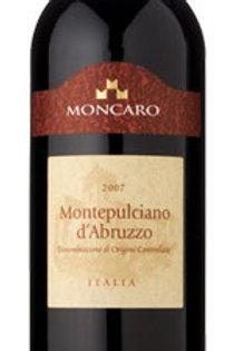 Moncaro, Marche - Montepulciano