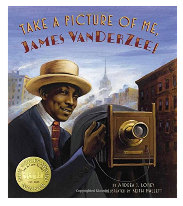Take a Picture of Me, James VanDerZee