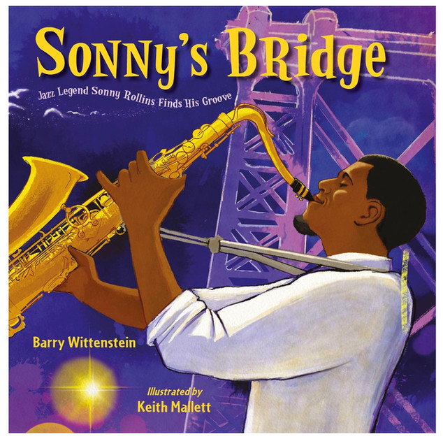 Sonny's Bridge: Jazz Ledgend Sonny Rollins finds his groove