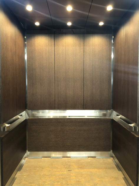 5300 Shore Dr - (2) Elevator Interiors