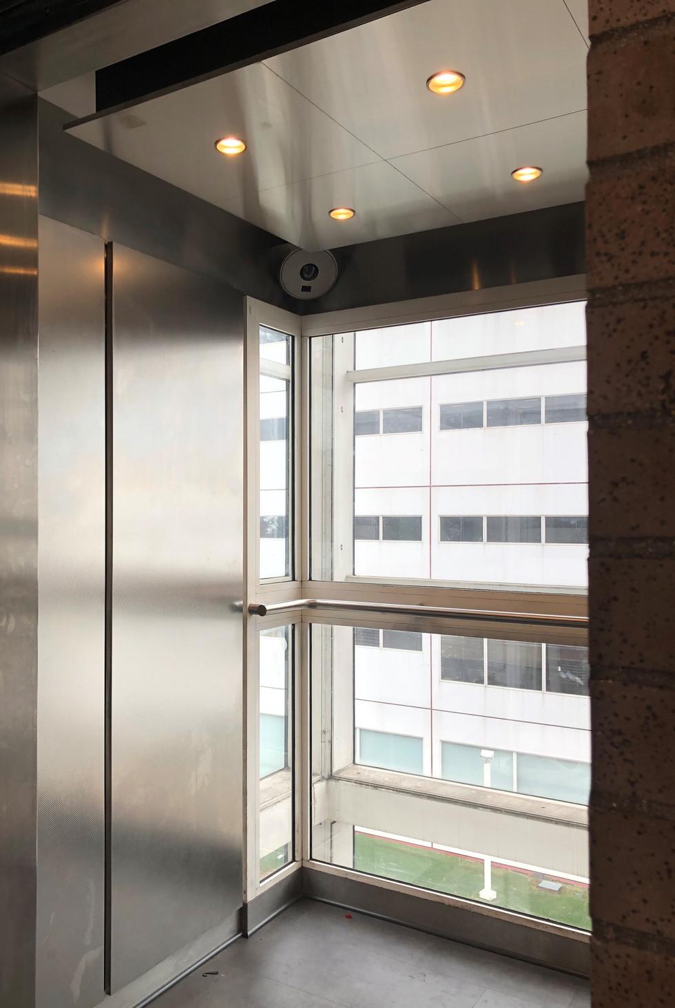 Cook County Juvi - Elevator Interior