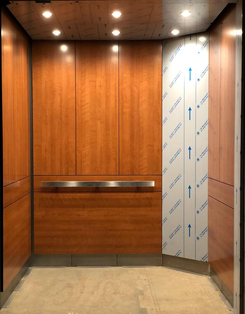 327 Rockford - Elevator Interior