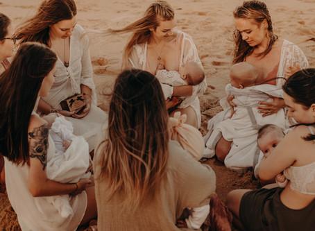 Sacred bond/ Group Motherhood Session