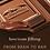Thumbnail: GHIRARDELLI CHOCOLATE BAR FUDGE CARAMEL - MILK