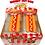 Thumbnail: GUMMY HOT DOG  6.5 OZ