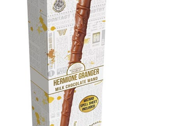 HARRY POTTER CHOCOLATE WANDS - HERMIONES