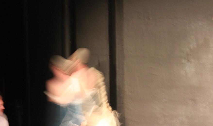 ARTIFACTS by Ben Ferber, directed by Susanna Wolk