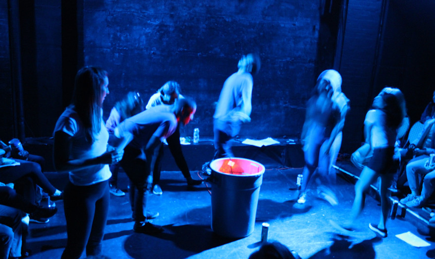 MAYDAY (TERRIBLE THINGS) By Brysen Boyd Directed by Josh Luxenberg