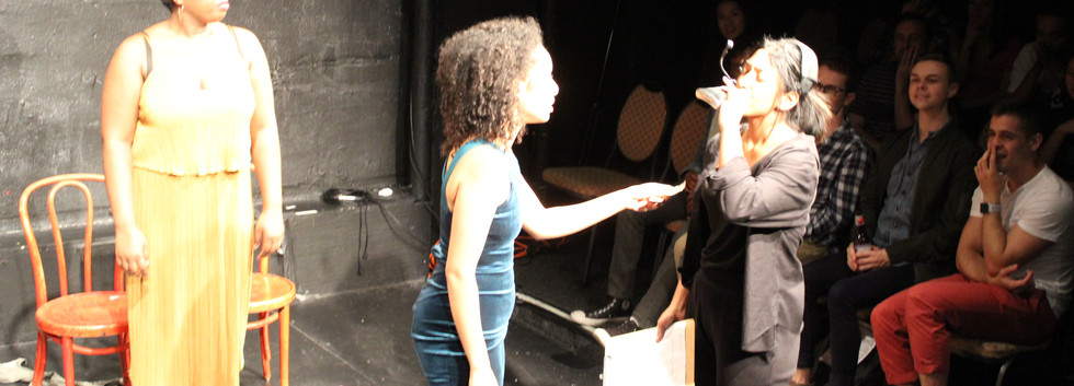 I CHOOSE YOU, BABY By Toccara Castleman  Directed by Aurelia Clunie