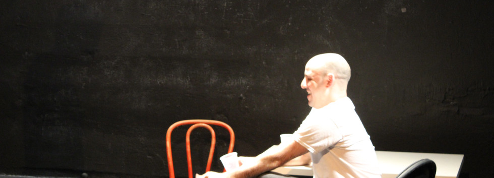 UNFINISHED BUSINESS by Calley Anderson, directed by William Steinberger