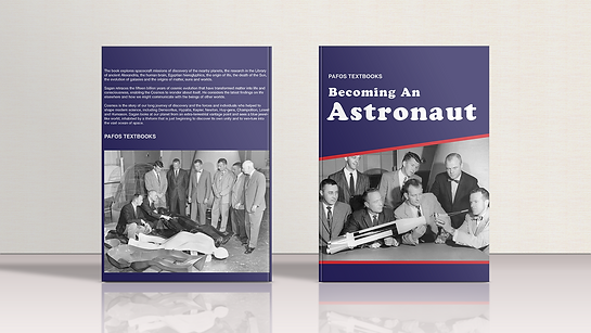 Becoming An Astronaut Textbook